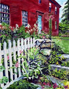 New England Garden