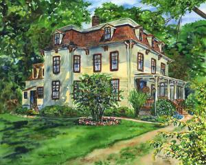 Rhode Island - Big House