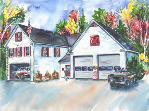 Salem Fire Station