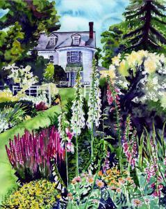 Stevens Coolidge Garden