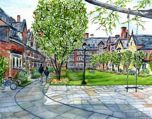 Johnathon Edwards College