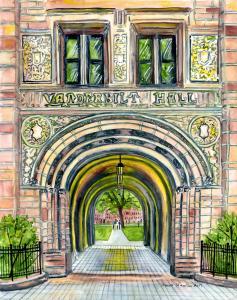 Vanderbilt Gate